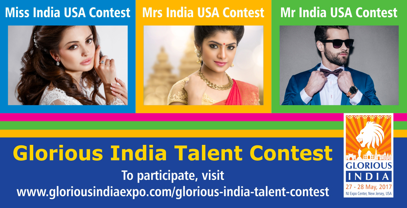 glorious india talent contest