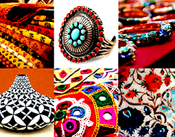 Glorious India - Handloom & Handicraft