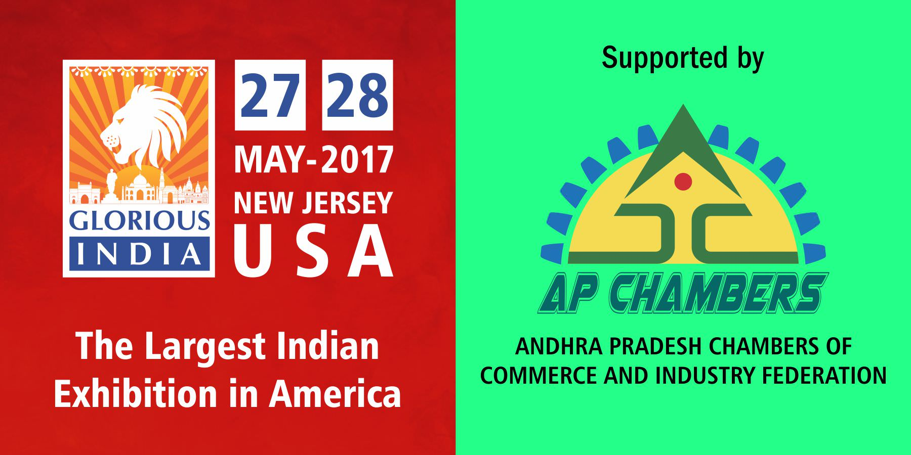 Glorious India Expo - AP CHAMBERS