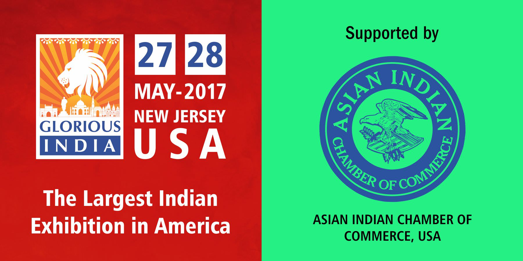 Glorious India Expo - Asian Indian Chamber of Commerce (AICC)
