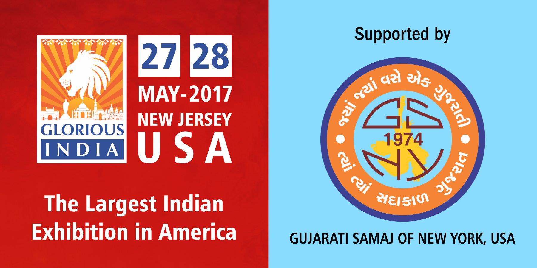 Glorious India Expo - Gujarati Samaj of New York, USA