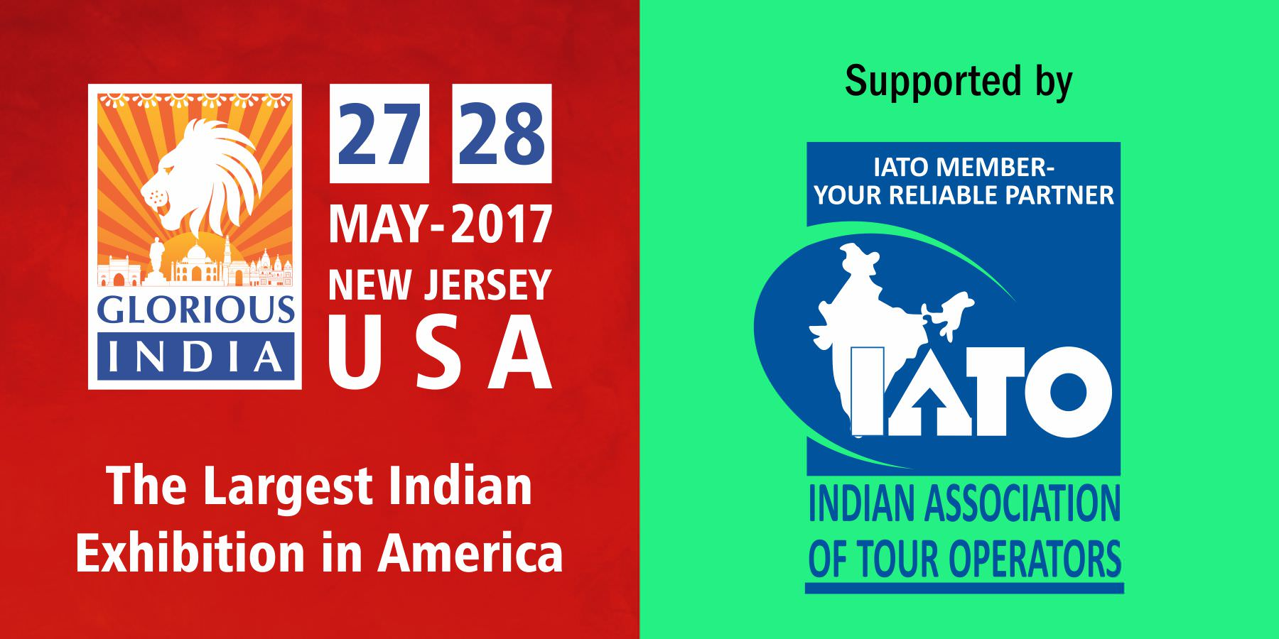Glorious India Expo - Indian Association of Tour Operators (IATO)