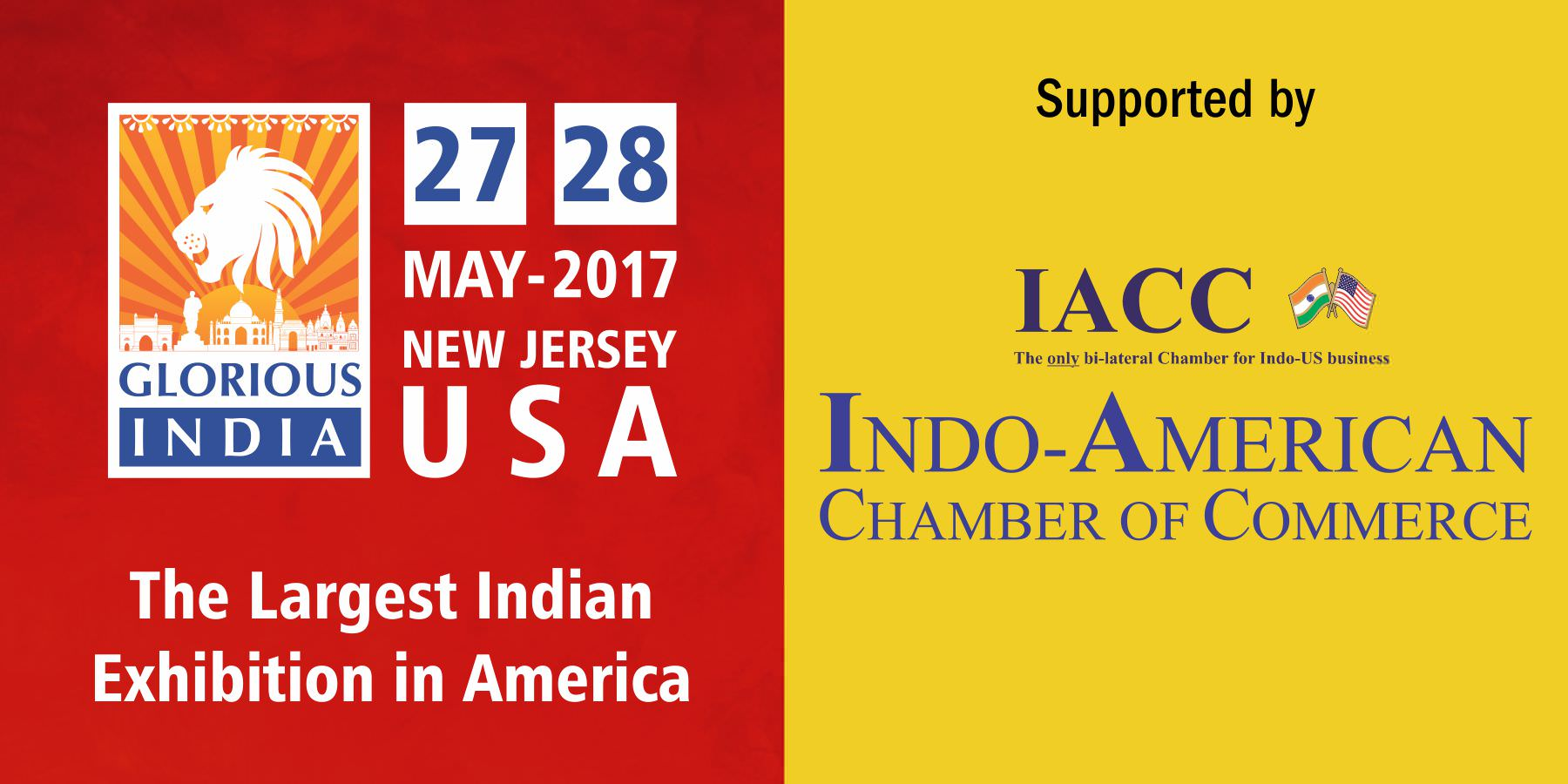 Glorious India Expo - Indo American Chamber of Commerce (IACC)