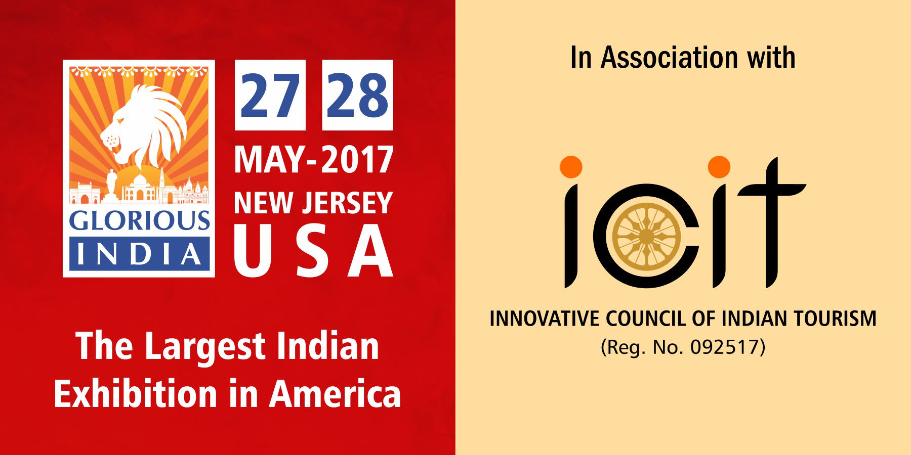 Glorious India Expo in Association with Innovative Council of Indian Tourism (ICIT)