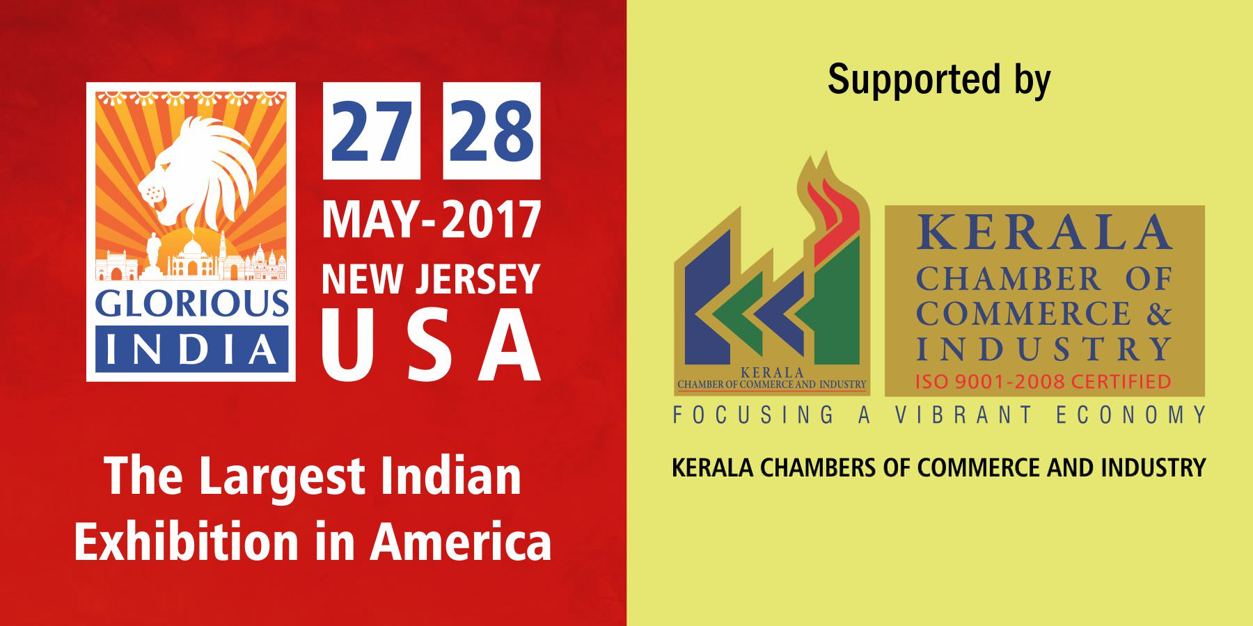 Glorious India Expo - Kerala Chamber of Commerce and Industry