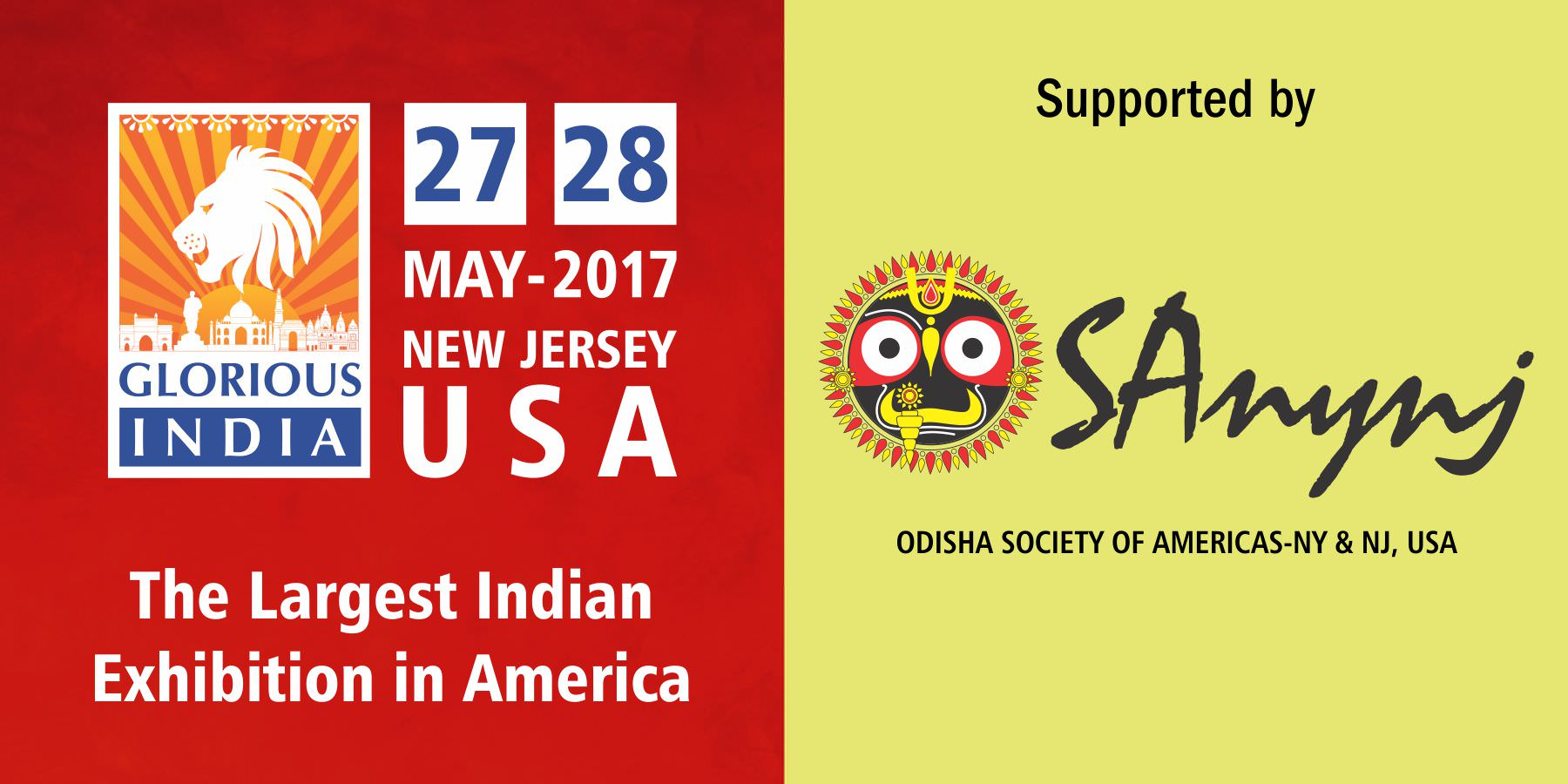 Glorious India Expo - Orissa Society of Americas