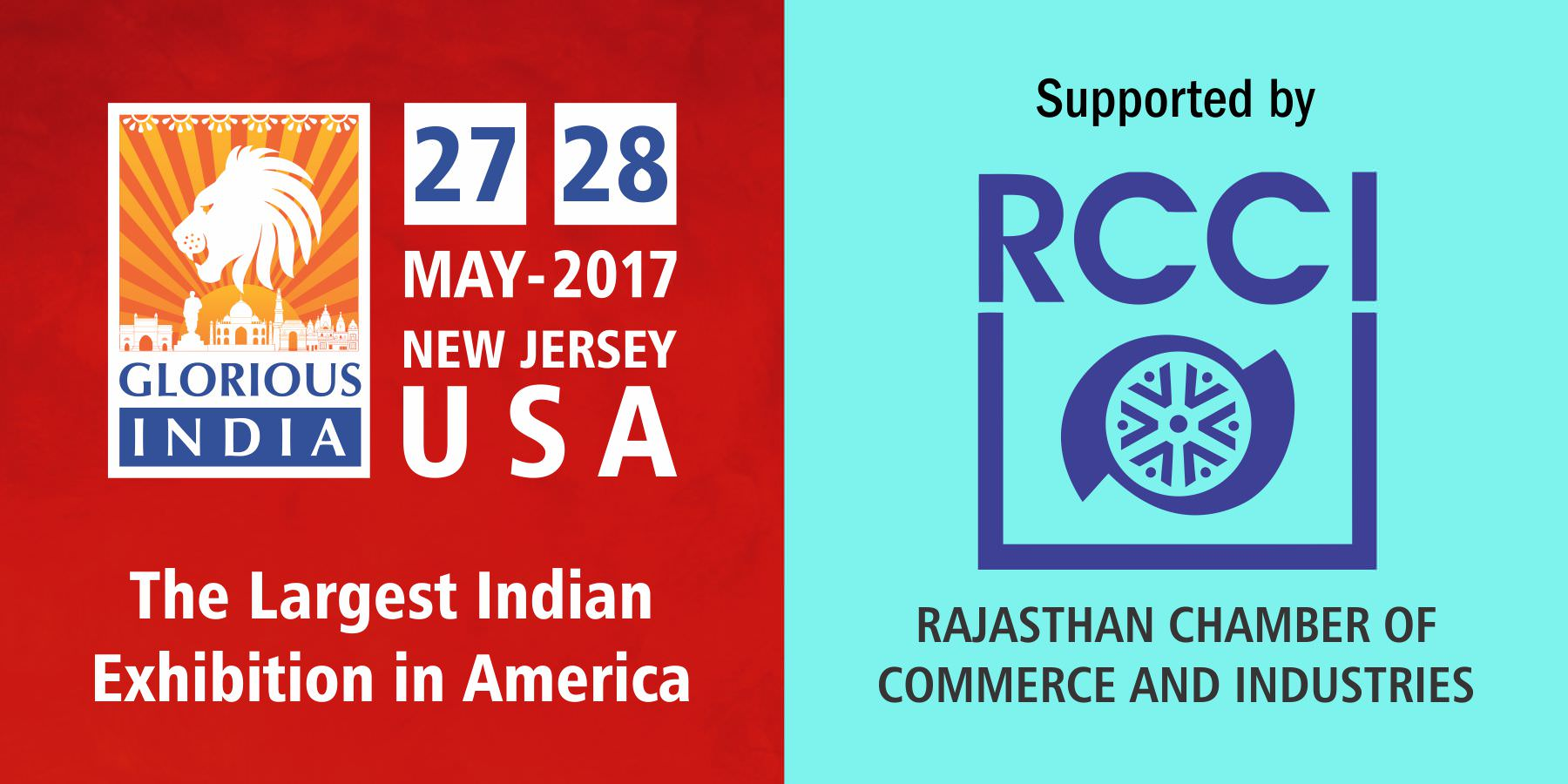 Glorious India Expo - Rajasthan Chamber of Commerce And Industries (RCC)