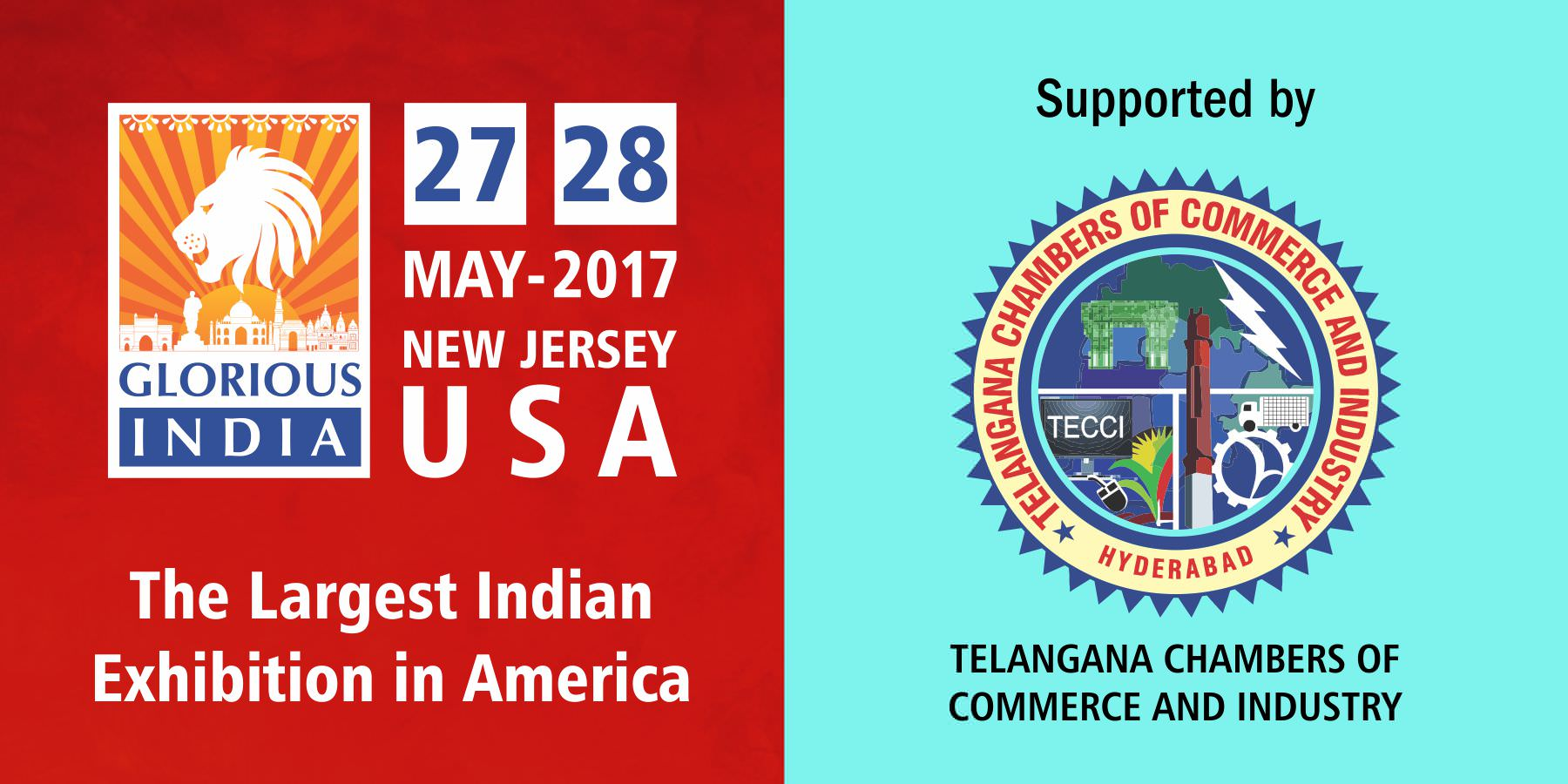 Glorious India Expo - Telangana Chamber Of Commerce and Industry