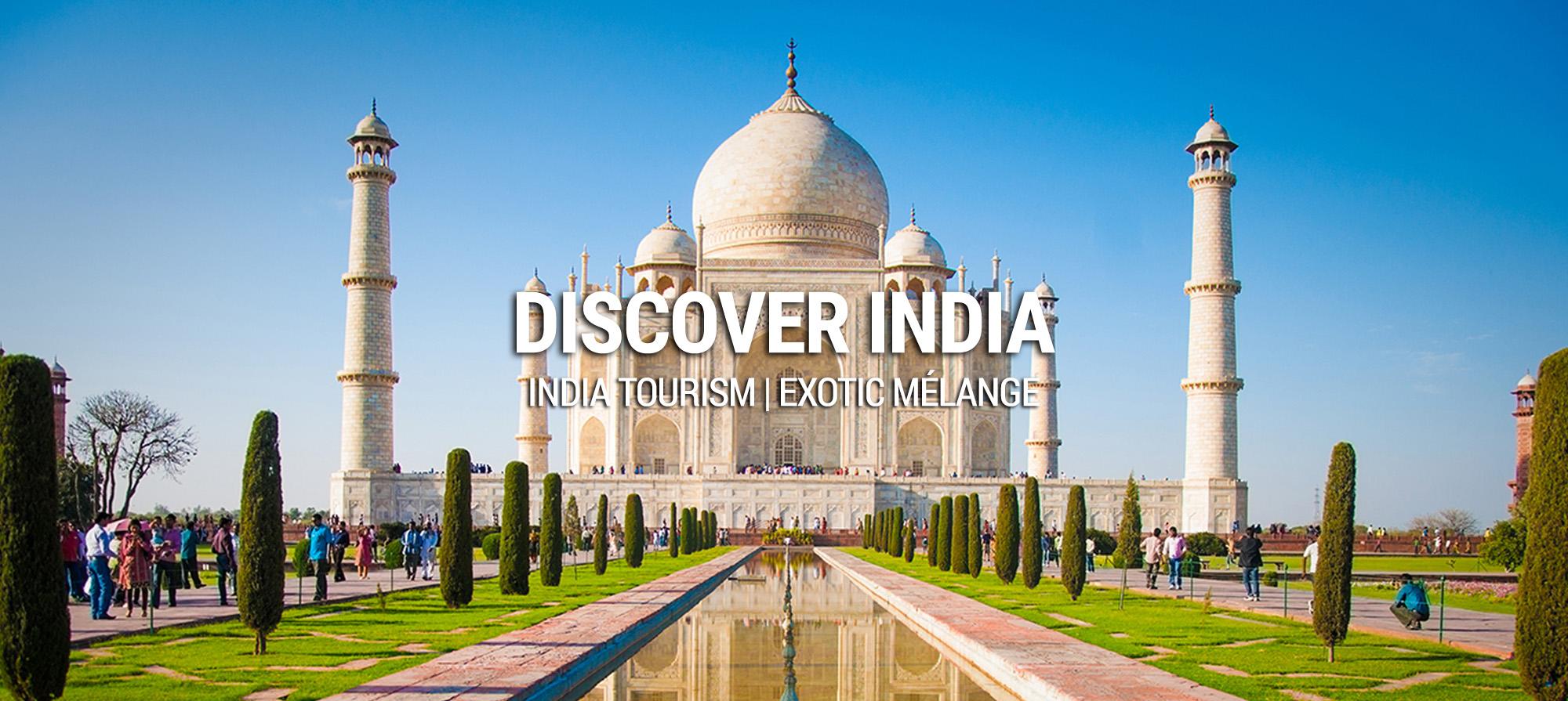 Glorious India - Discover India