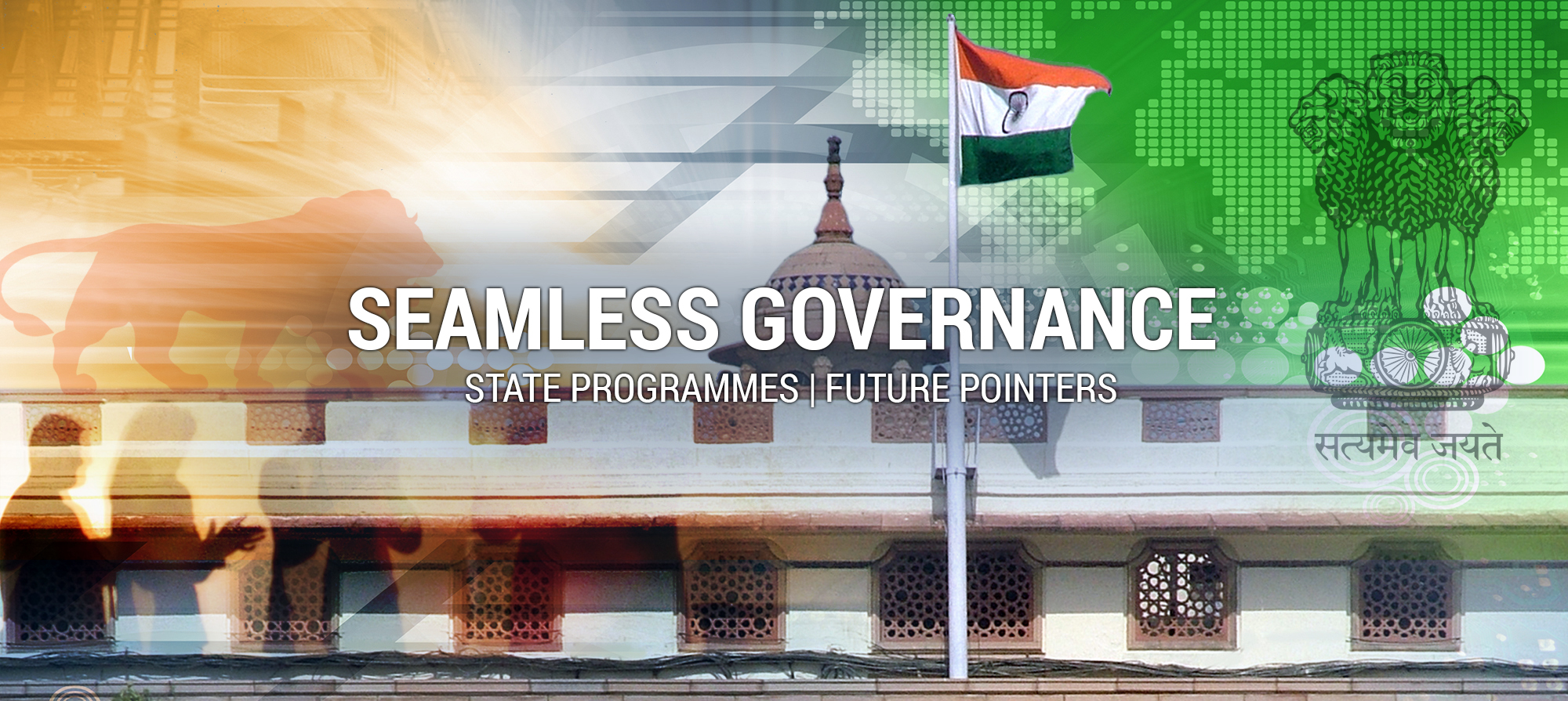 Glorious India - Seamless Governance